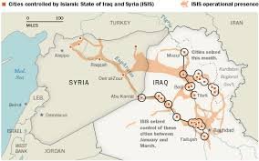 images ISIS Map Irak Syria      images