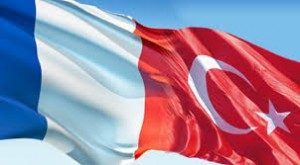 images  Turkey France flags     αρχείο λήψης