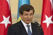 images   Davutoglu Turkish flag                  thCABUOZYC