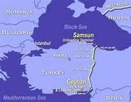 images  Turkey Russia map Black Sea            thCA7LI9VL