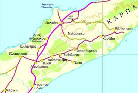 images Gialousa Occupied Cyprus Map     αρχείο λήψης