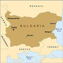 images Bulgaria Map    images