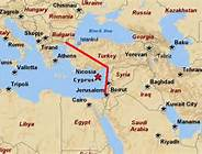 images  gas map pipe Israel Turkey        th