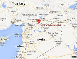 images Souleiman Tomb Turke  Syria MAP    images