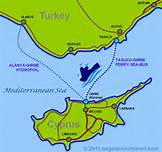 images Turkey Cyprus map       th