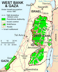 images West Bank MAP  images