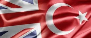 images Turkey Britain Flags    αρχείο λήψης