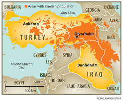 images Turkey Diyarbakir MAP New Syria Iraq    images