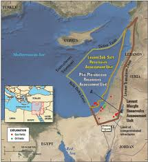 images Cyprus Israel map oil          images