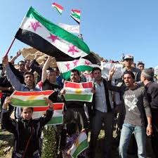 images Syria Kurds NN Flags   images