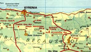 images Klepini MAP English Kyrenia    αρχείο λήψης