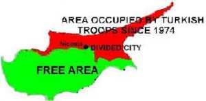 images occupied Cyprus MAP  αρχείο λήψης