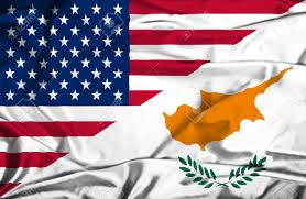 images Cyprus USA Flags   αρχείο λήψης