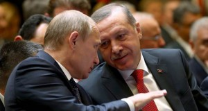 Russian President Putin visits Turkey