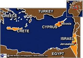 images Cyprus Israel MAP N   images