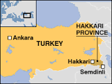 images Xakkari MAP Southeast Turkey    images