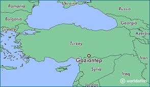 images Turkey Gaziantep MAP   images