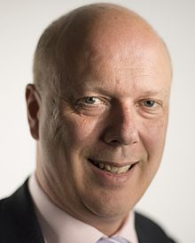 images British Minister Transport Chris_Grayling_2016