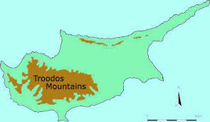 images Troodos Mountains MAP αρχείο λήψης