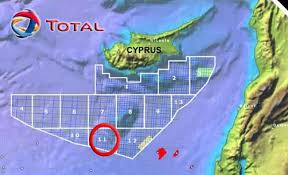 images Total Cyprus Drilling MAP images