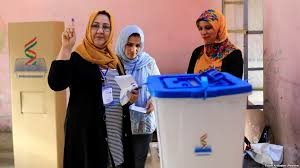 images Kurdistan Voting Referendum αρχείο λήψης