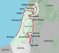 images Israel MAP N images