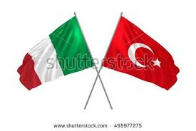 images Italy Turkey flags αρχείο λήψης