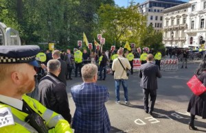 images Erdogan Demostrations London erd1